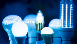 Save energy and electricity with LED lights