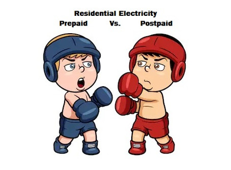 Home Electricity - Prepaid Electricity Vs. Postpaid Energy