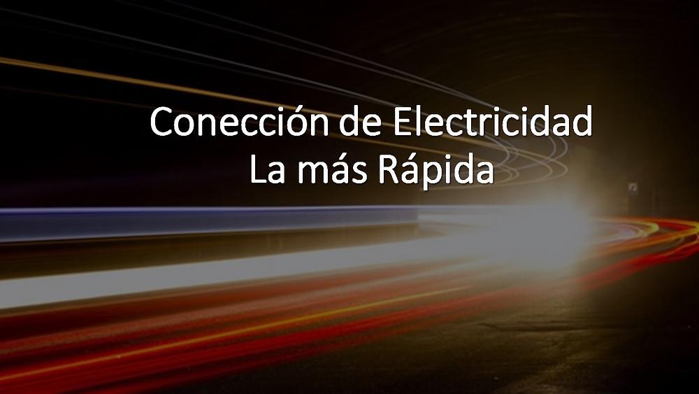 Electricidad Residencial Conexión Rápida