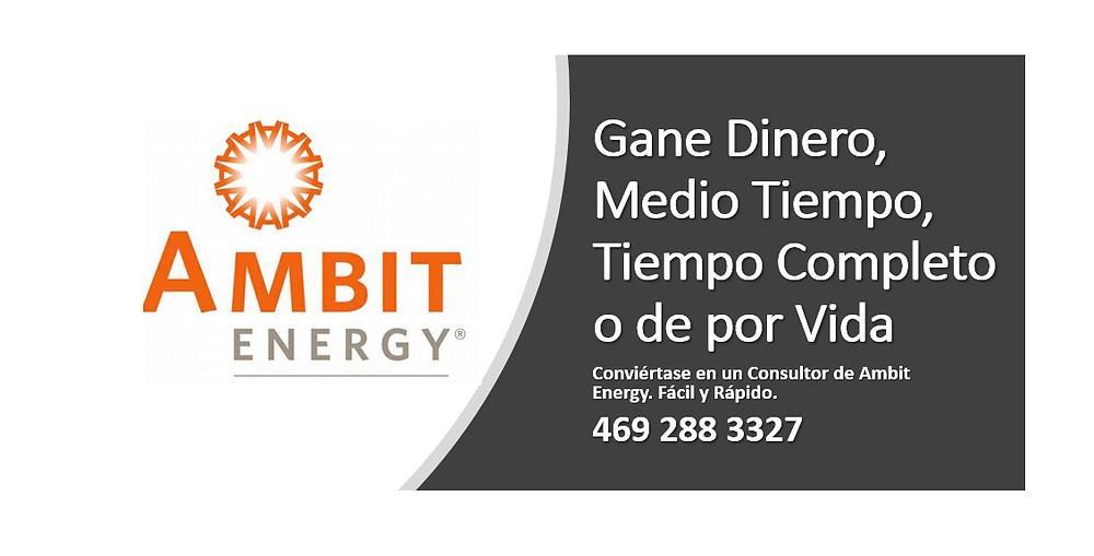 Imagen de tarjeta de Ambit Energy