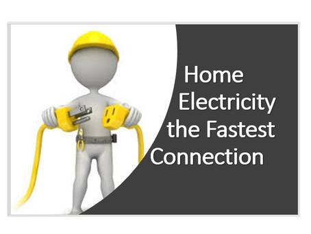 Prepaid Electricity Quick Connect