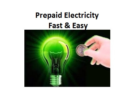 Prepaid Electricity Fast and Easy