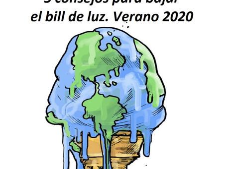 Luz más barata este verano 2020