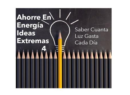 Ahorre en energía Extreme Ideas 4
