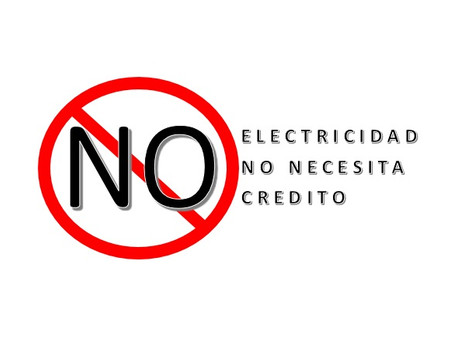 Planes de Electricidad sin Necesidad Crédito