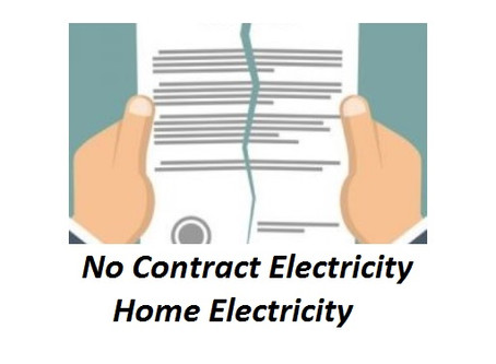 Cheap Electricity and No Contract
