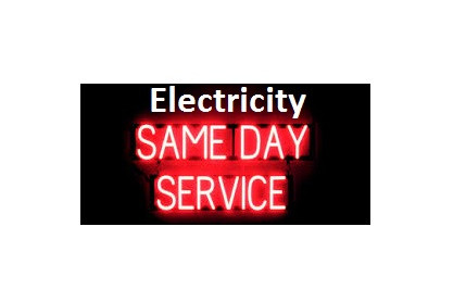 Same Day Electricity Prepaid Energy