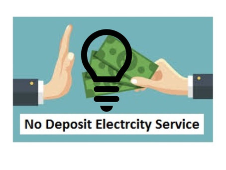 Cheap Electricity No Deposit