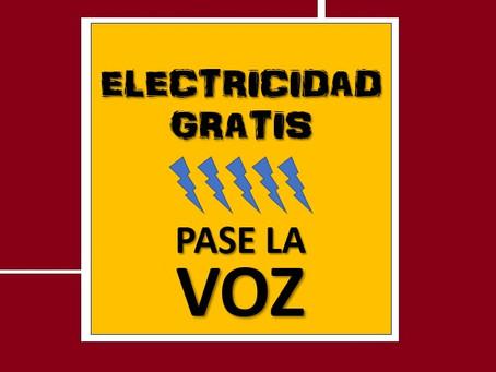 Electricidad Residencial Gratis Sin Trucos