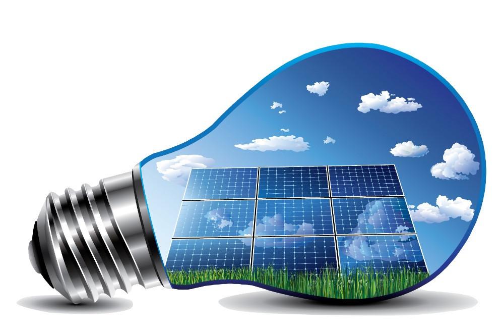 light bulb with solar
