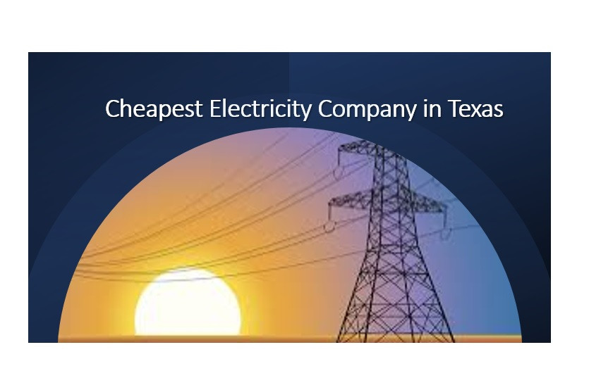 We are the best electricity company in Texas