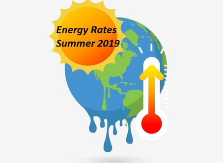 Summer Electricity Rates