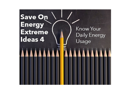 Save On Energy Extreme Ideas 4