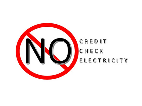 Electricity Plans No Credit Needed