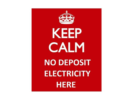 Cheap Electricity Without Deposit