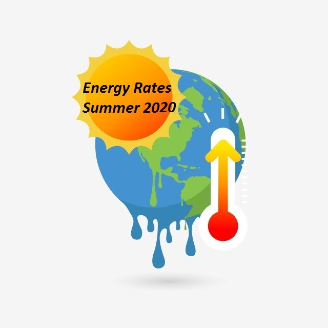 Home electricity rates are going up summer 2020