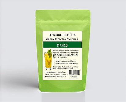 Mango Iced Tea Pouches