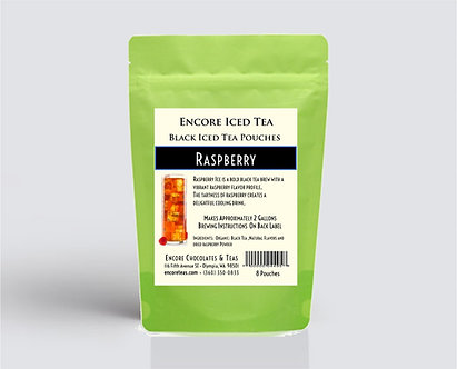 Raspberry Iced Tea Pouch