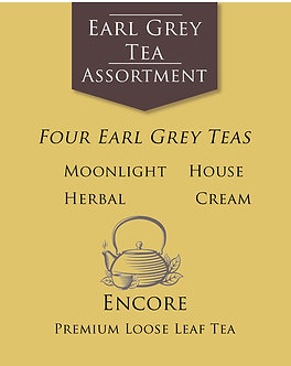 Earl Grey Tea Assortment