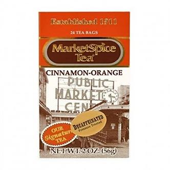 Market Spice Classic 24 Box Decaf (TB)