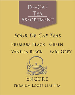 De-Caf Tea Assortment