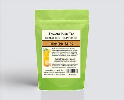 Turmeric Bliss Iced Tea Pouch