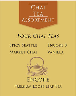 Chai Tea Assortment