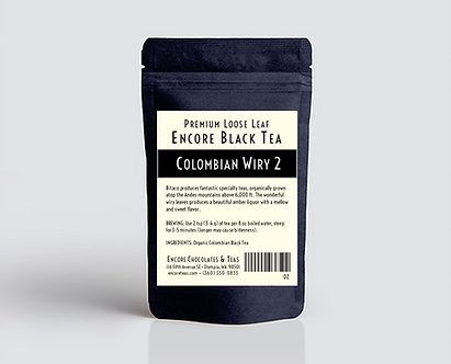 Colombian Wiry 2