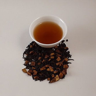 Hot Cinnamon Spice (Black)