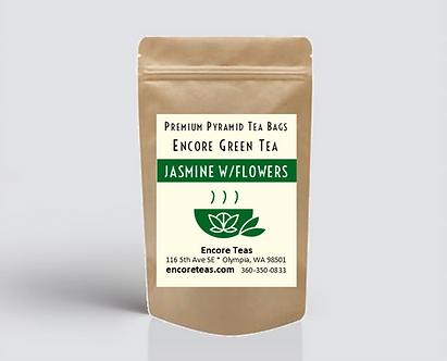 Jasmine with Flowers (TB)