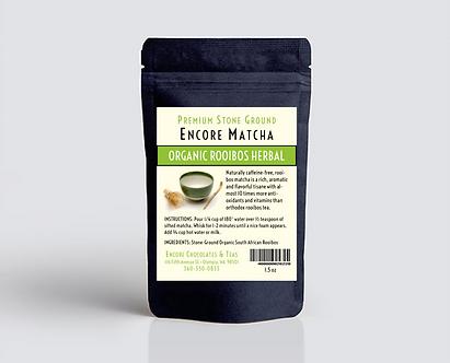 Organic Matcha Rooibos Herbal