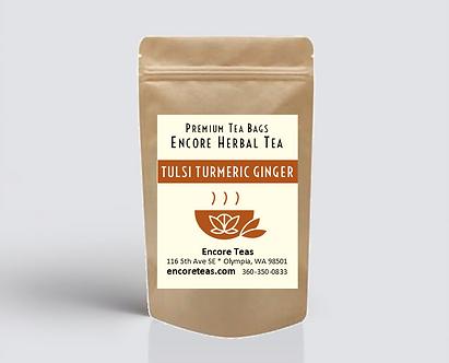 Tulsi Turmeric Ginger (TB)