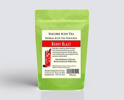 Berry Blast Iced Tea Pouch