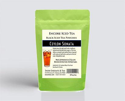 Ceylon Sonata Iced Tea  Pouch