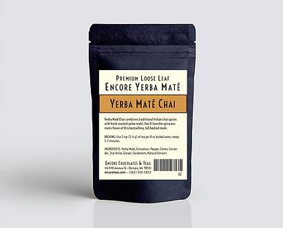 Yerba Mate Chai