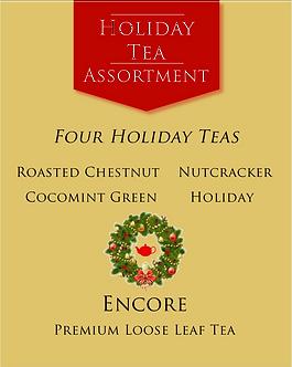 Holiday Tea Assortment