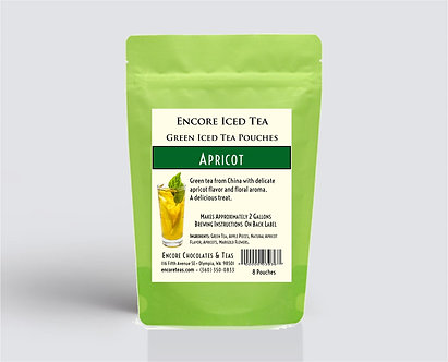 Apricot Iced Tea Pouch