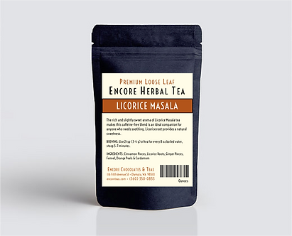 Licorice Masala