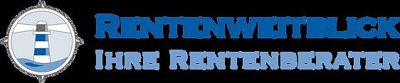 Logo Rentenweitblick - transparenter Hin