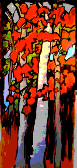 Mirja's Trees