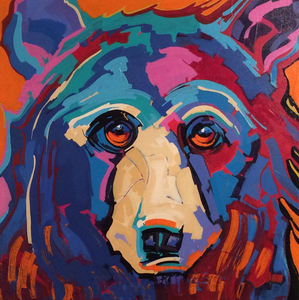 SULKY  BEAR