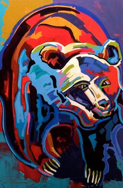 Stalking Bear 2