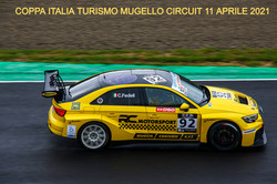 COPPA ITALIA TURISMO MUGELLO 11 APRILE 2021
