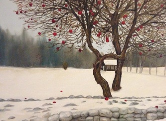Apples in Winter