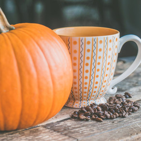 Pumpkin Spice Time?- Ten ways to usher in the Season