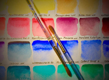 Why I Became a Watercolor Artist