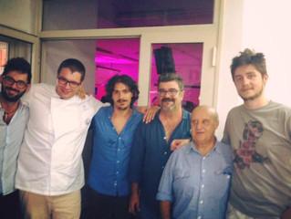 Catch the chef! con la partecipazione di Francesco Pannofino e Luis Molteni