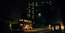 Old Kent Road at Night