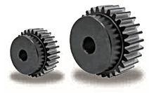 Roue cylindrique denture droite en acier 34CrMo4 Module 1 KSG