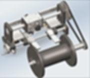 systéme de bobinage à détecteur de flasque automatique kmk
